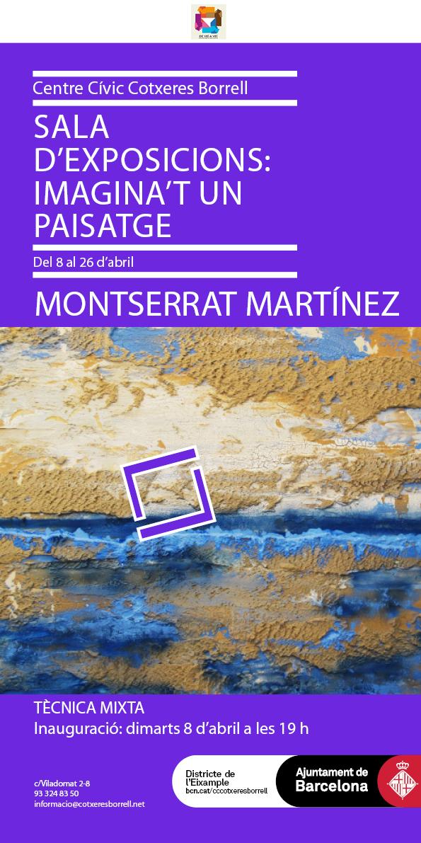 Expo Montserrat Martínez